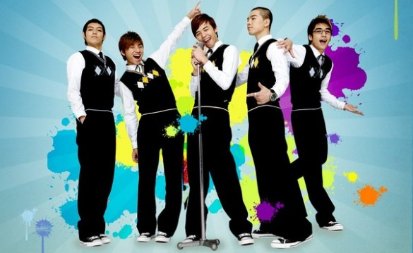 Big Bang [groupe] [M] Bigbang