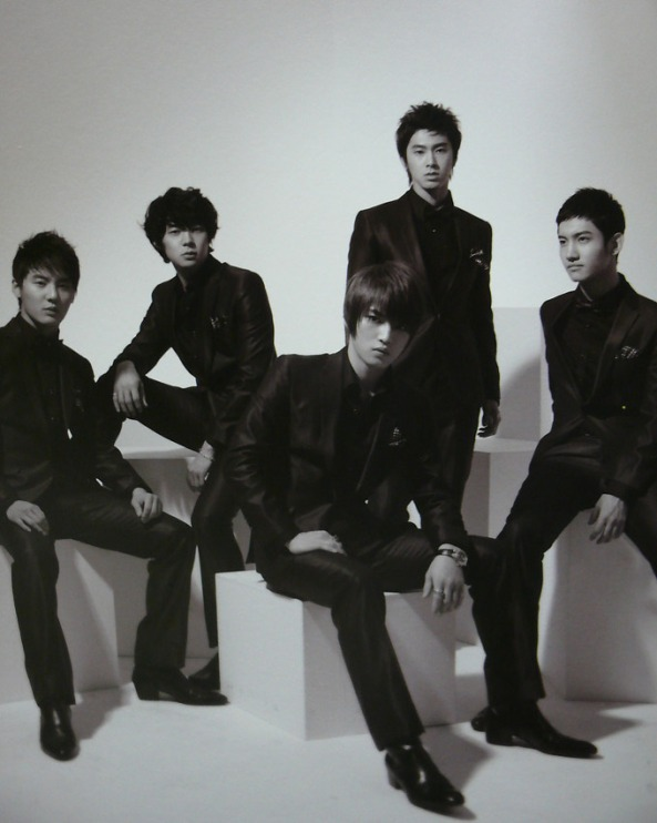 dbsk black and white