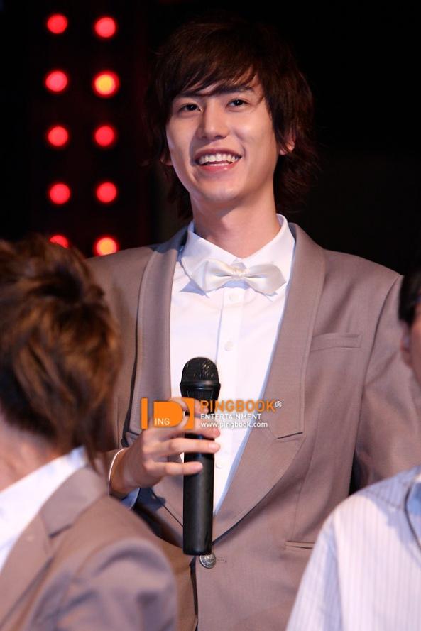 kyuhyun at bangkok event