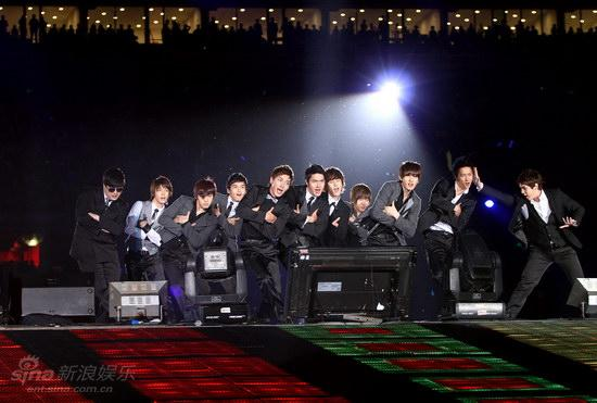 suju @ good friends3