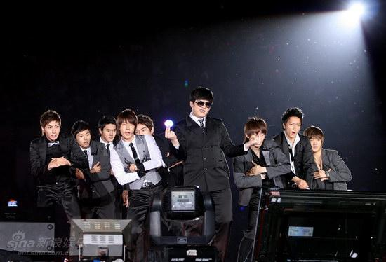 suju @ good friends1