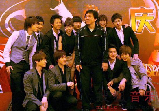 suju @ good friends4