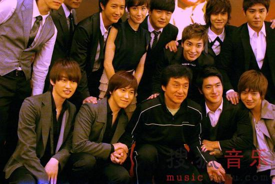 suju @ good friends5