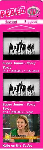 perez sorry sorry