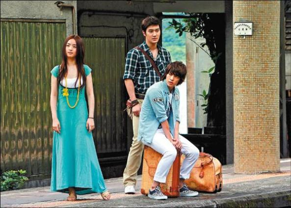 with ariel lin