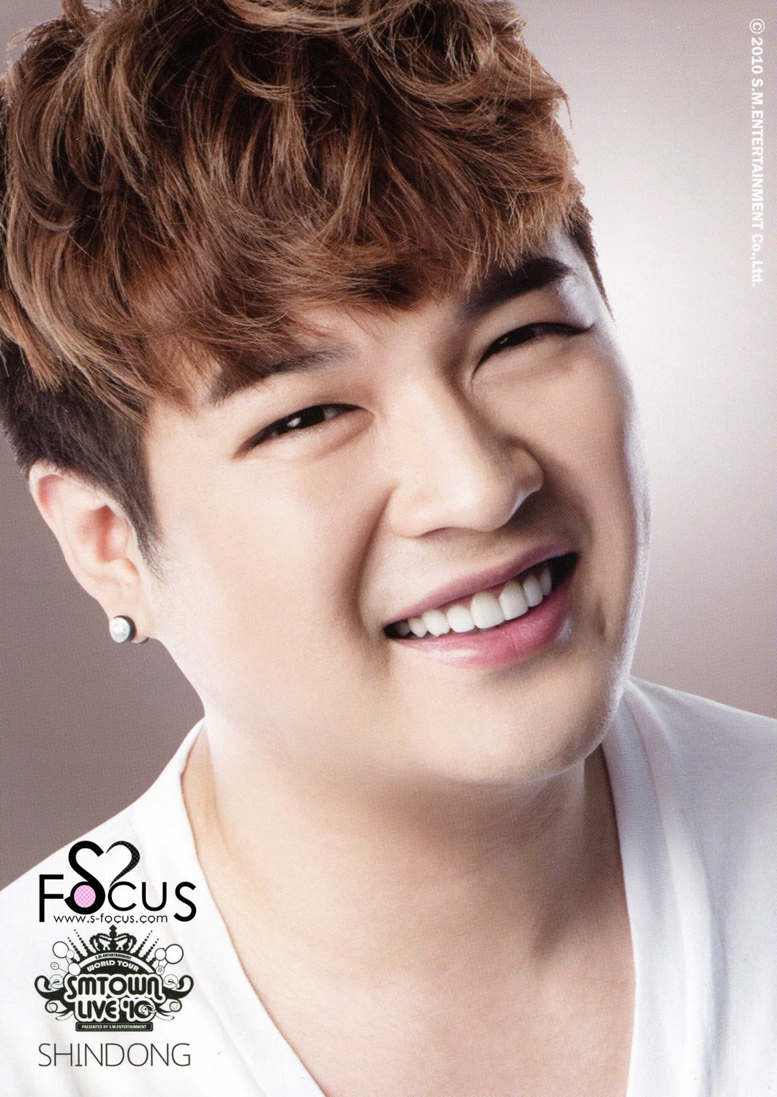 get to know them shindong super junior now