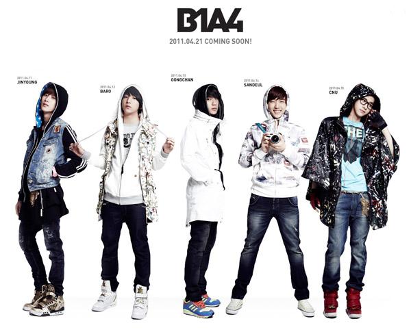 b1a4 | chipskjaa@wordpress B1a4 Names