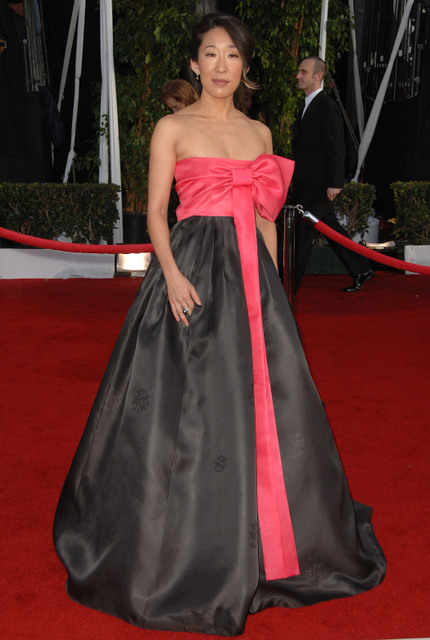 John galiano s hanbok inspired gown presented at the 2011 christian