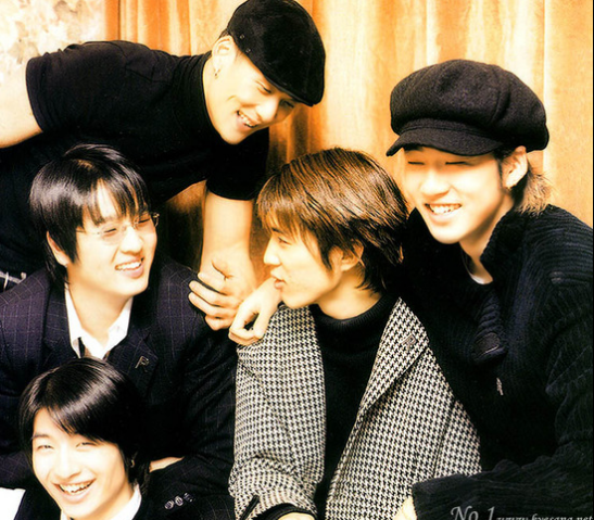 God Korean Group 69
