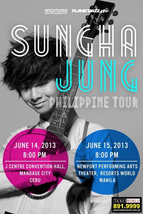 sungha jung concert